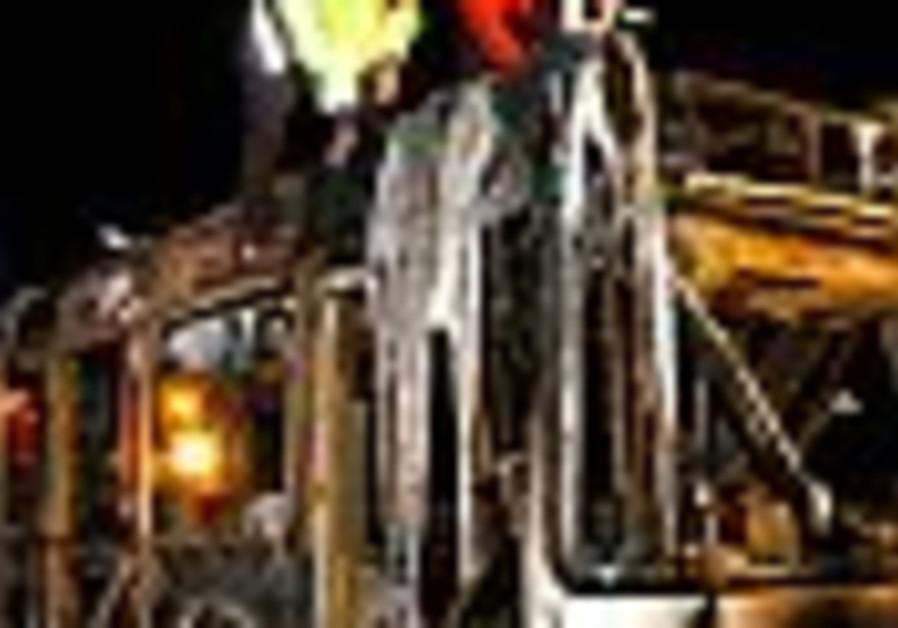france riots bus 88