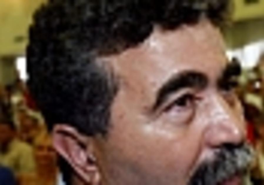 Peretz vows to hit Hizbullah hard