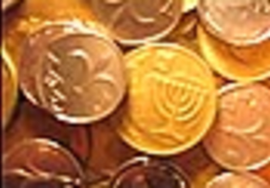 shekels coins 88