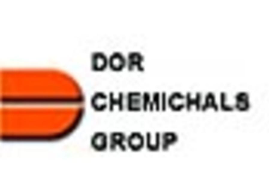 dor chemicals logo 88