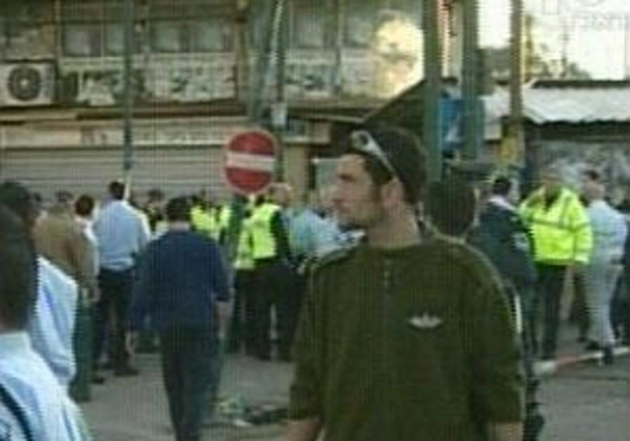 tel aviv blast police