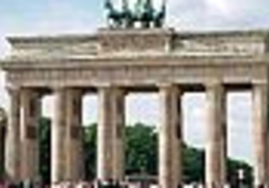 brandenburg gate germany 88