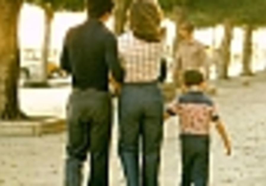 The broken American family
