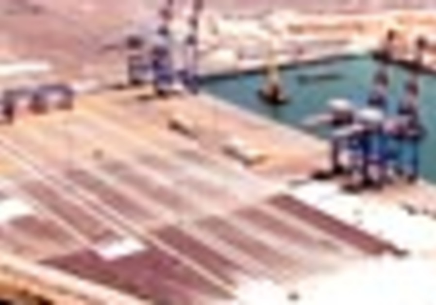 ashdod port 88