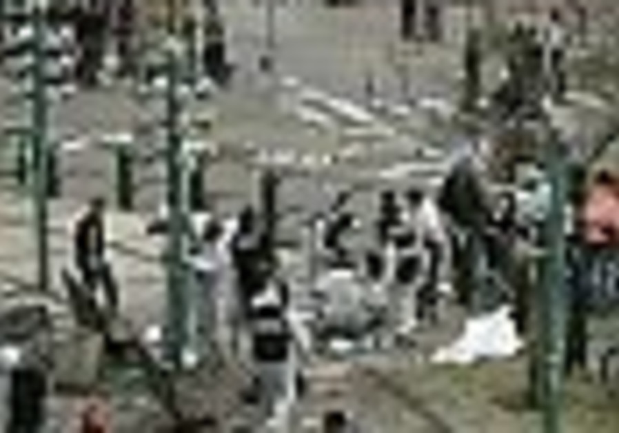 6 J'lem suicide attacks thwarted in '05