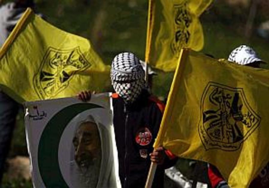 Is Fatah doing Hamas's dirty work?