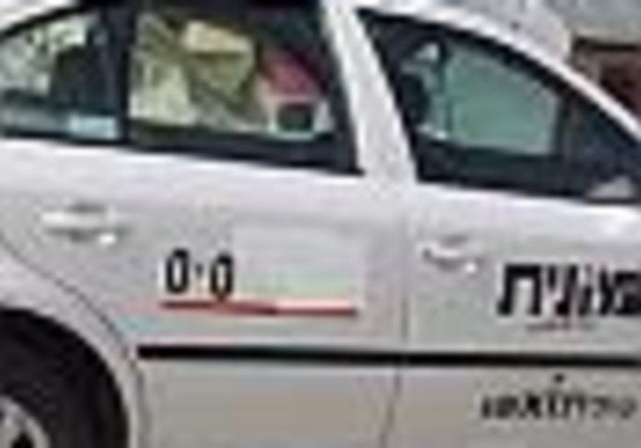 Taxi driver attacked near Gush Etzion