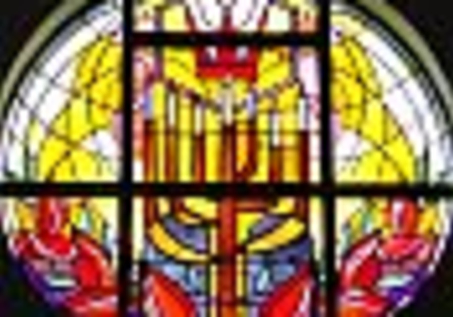 reform jewish synagogue stained glass windows 88