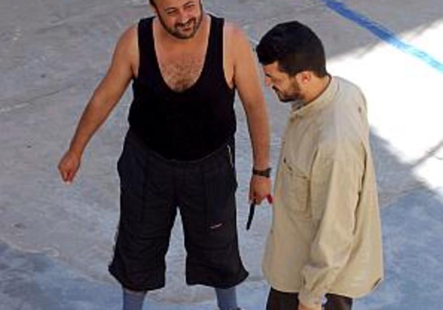 Schalit captors want Barghouti, Saadat