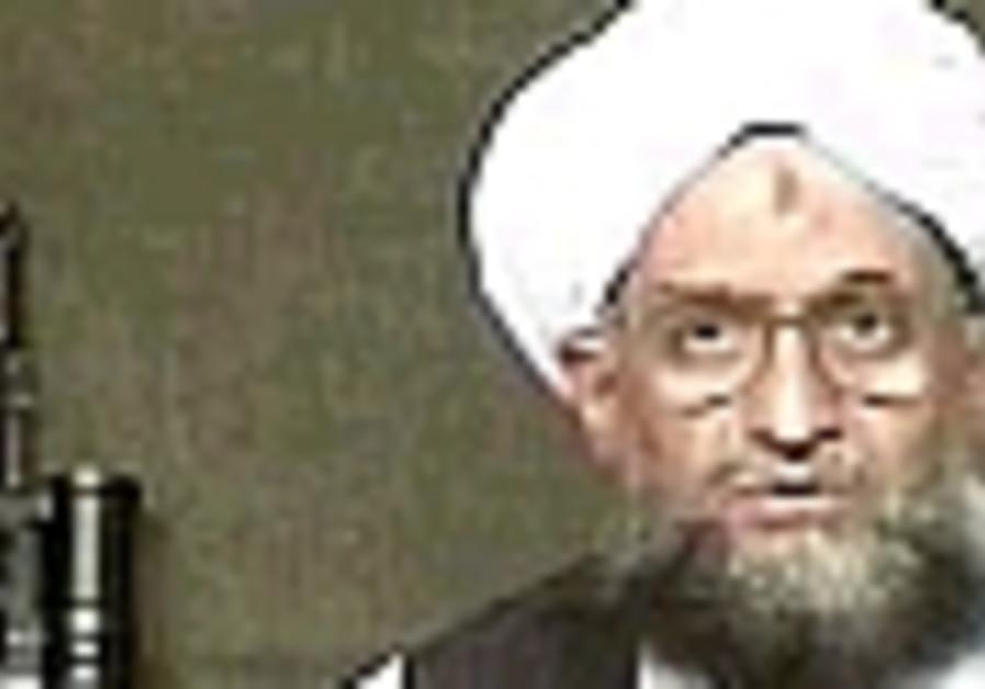 Al-Zawahri says Taliban controls large areas of Afghanistan