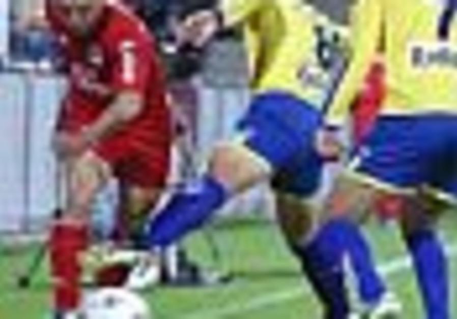 maccabi tel aviv 88 soccer