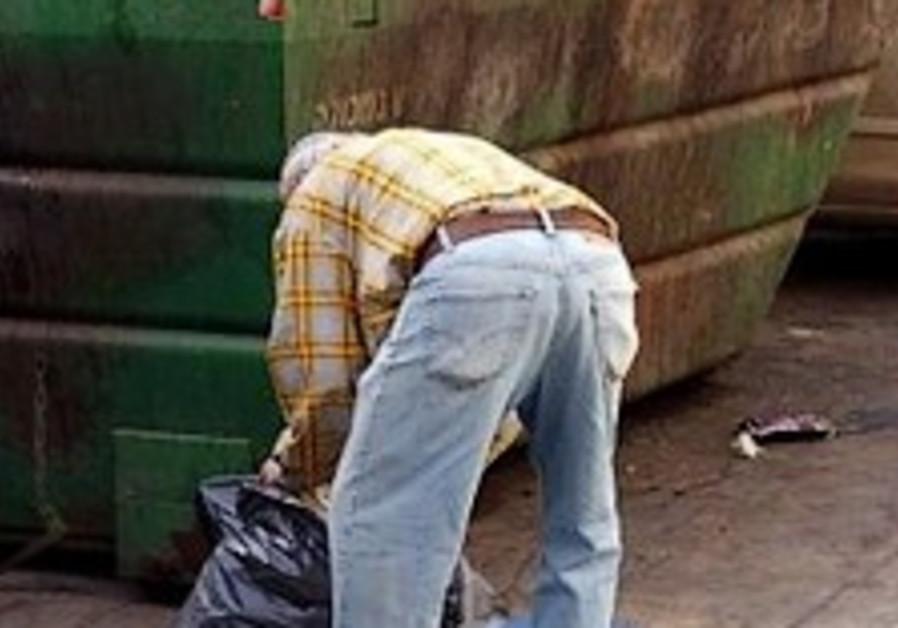 poor in garbage 298 AJ