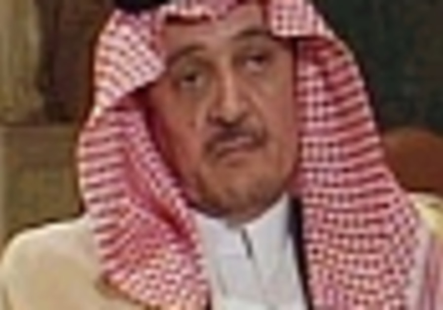 Saudi FM opposes Iranian attempts to build nukes