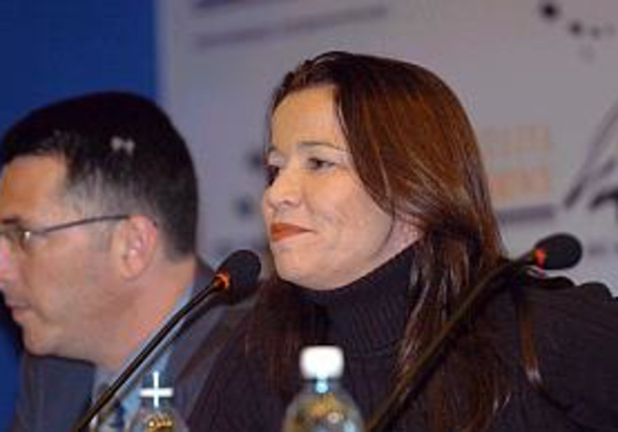 sheli yehimovich at Herzliya conference 298