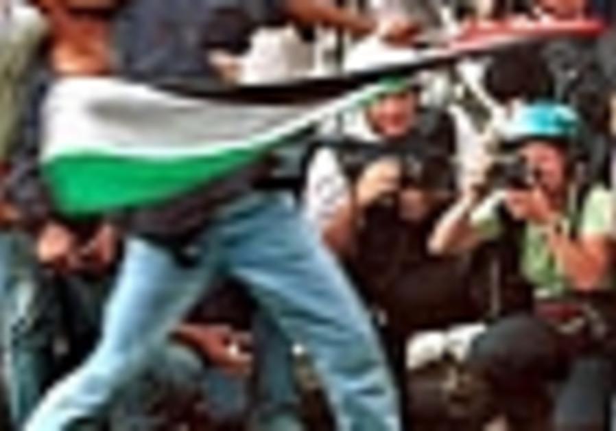 Palestinian media: Terror illegitimate