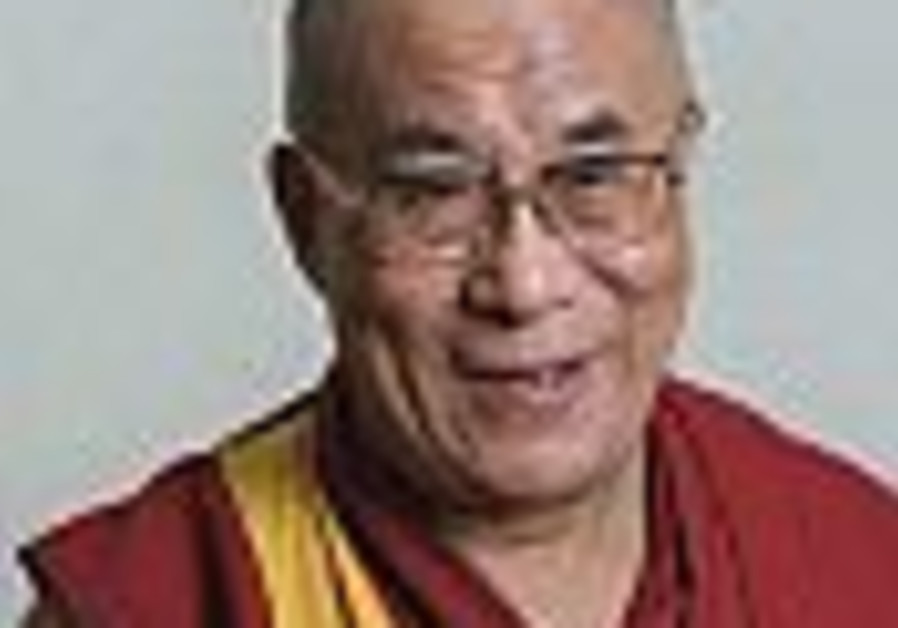 Special to <i>Post</i>: Dalai Lama to visit Israel