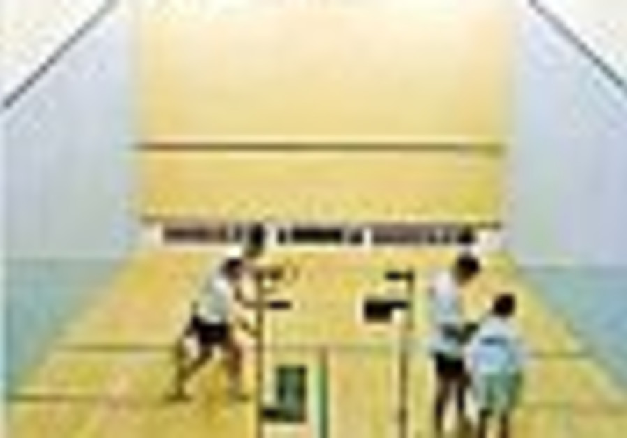 Games we play: squash