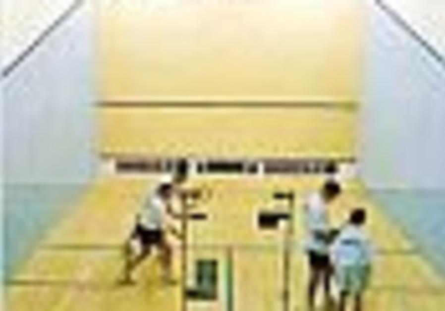 Games We Play: Squash