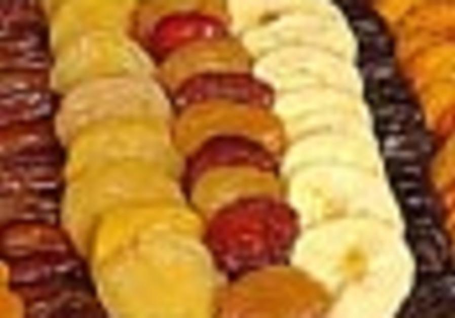 dried fruit 88