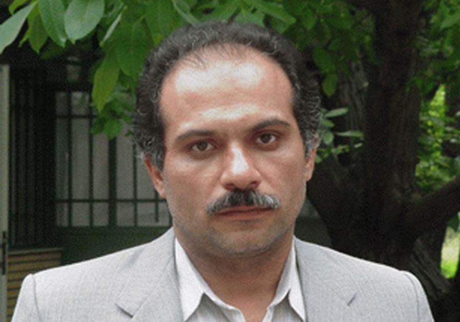 An undated image released by Iran's Fars News Agency of Tehran University professor Massoud Ali-Mohammadi who was killed by a bomb in front of his home in north Tehran January 12, 2010.