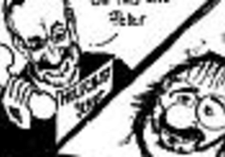 Cartoonist denies entering contest