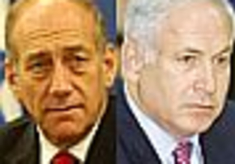 Bibi: We can prevent Kadima coalition