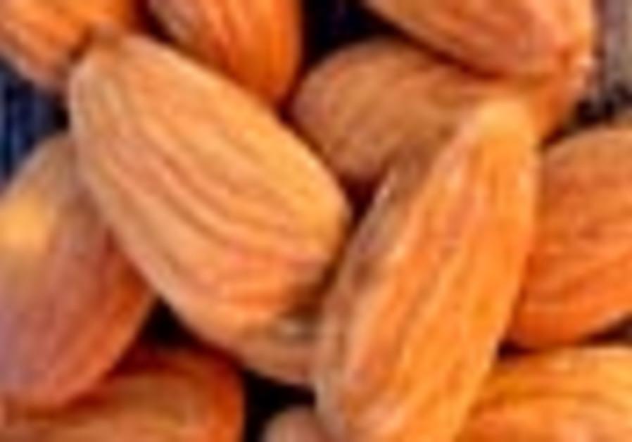 almonds 88