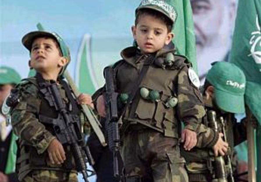 Arab elites vs Hamas