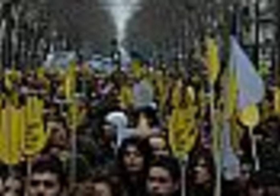 march anti semitism 88