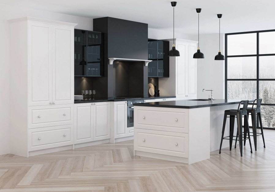 Finding the proper cooking space is crucial in order to make the kitchens more functional and useful