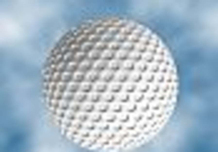 Golf: Etting still rules the links at Ga'ash