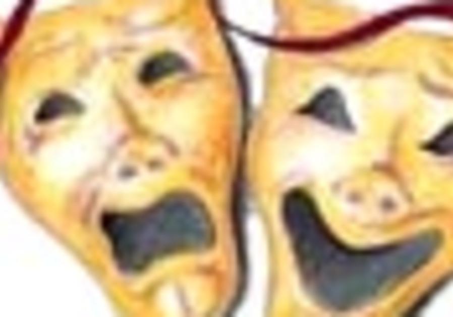 drama masks 88