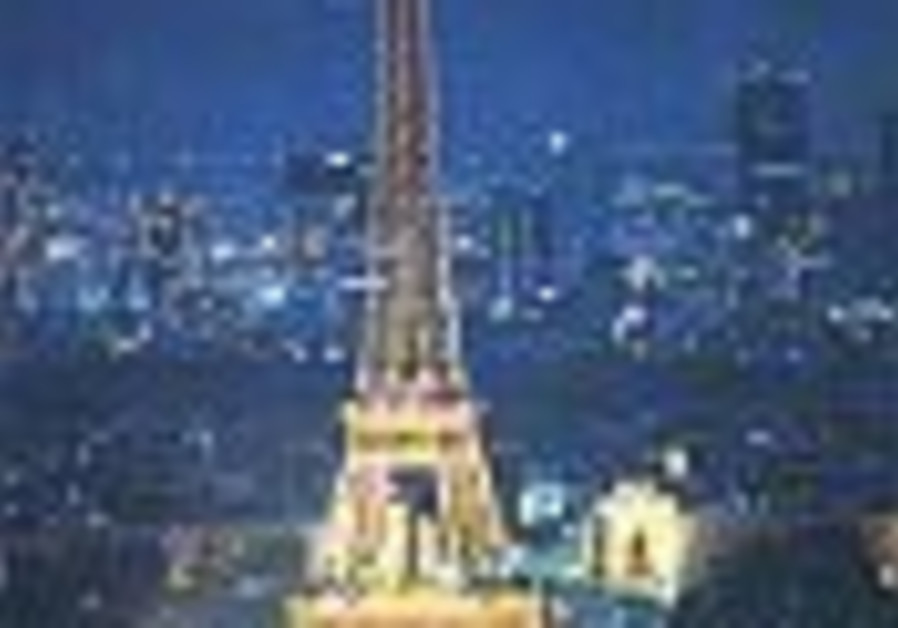 eiffel tower 88