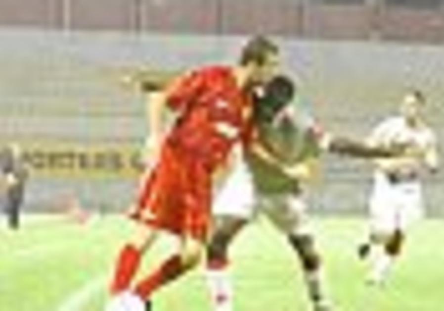 Soccer: Bnei Sakhnin defeats FK Renova
