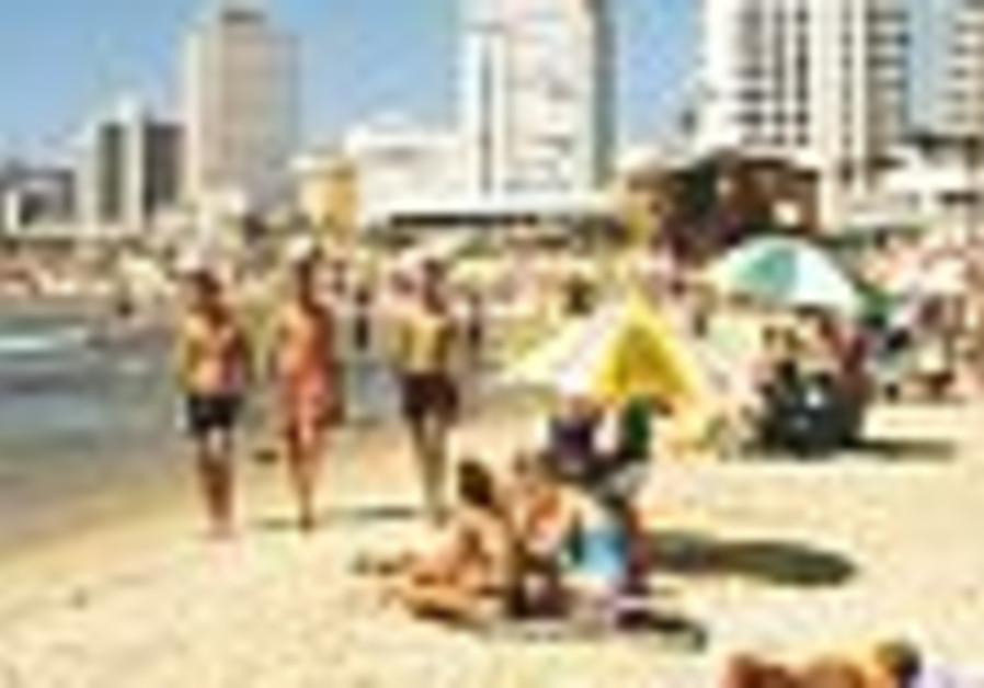 tel aviv beach 88
