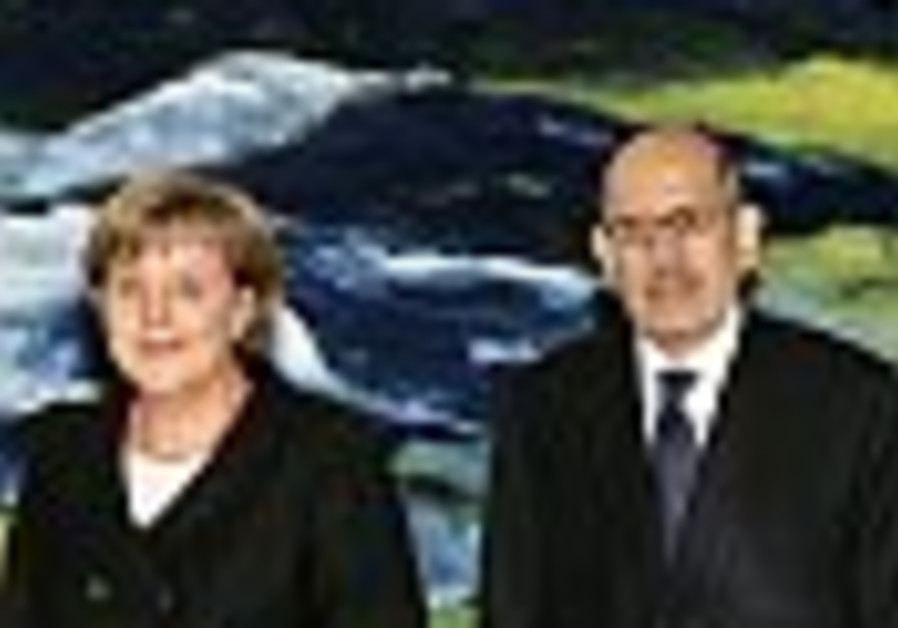 merkel and ElBaradei 88