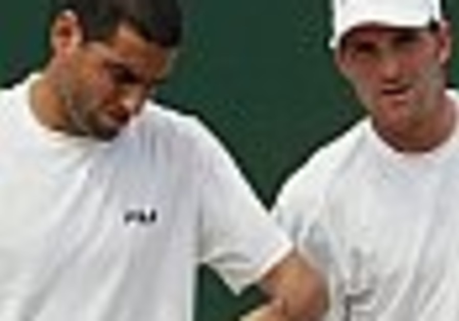 Tennis: Ram, Erlich sneak into Masters Cup