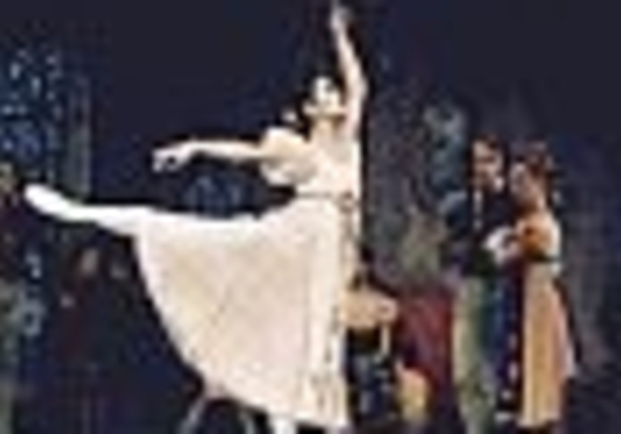 'Onegin' at the ballet