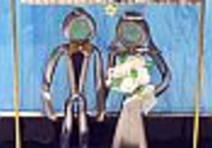 Last-minute rabbinical OK enables Ethiopian wedding