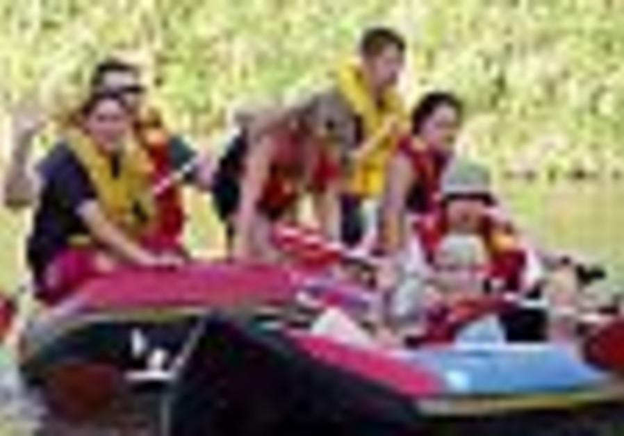 rafting 88