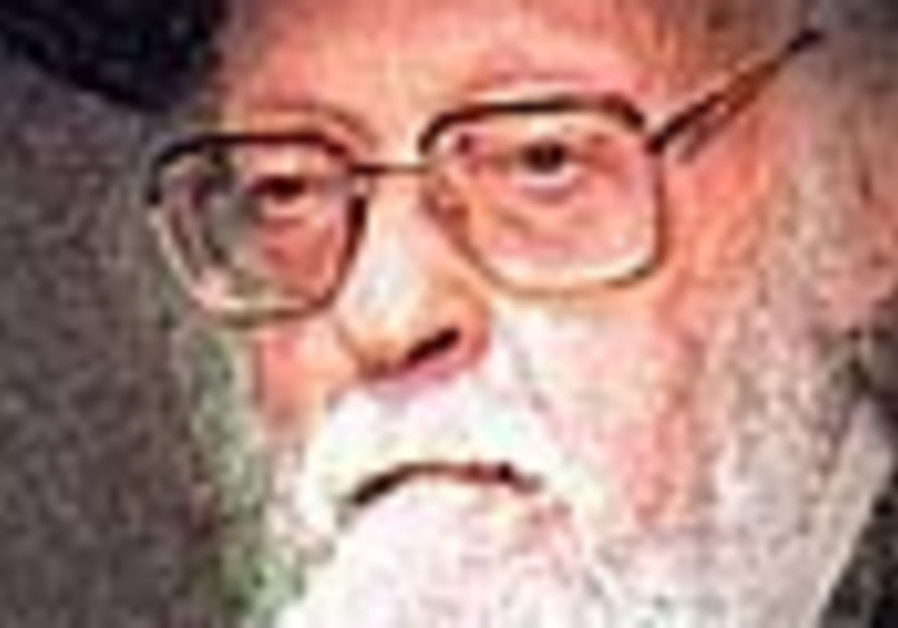 rabbi elyashiv 88