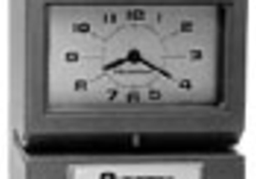 time clock 88