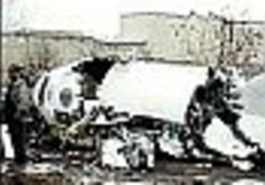 Armenian jet crashes, killing 113