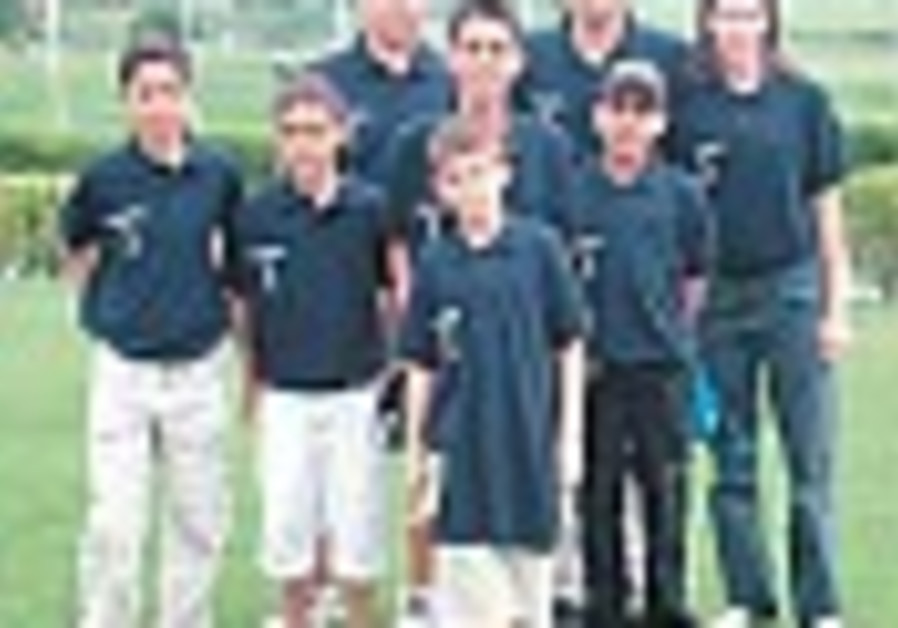 Caesarea golf team 88