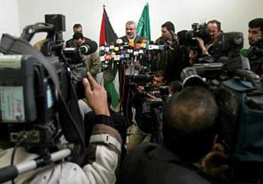 hanieh speaks to media 298.88