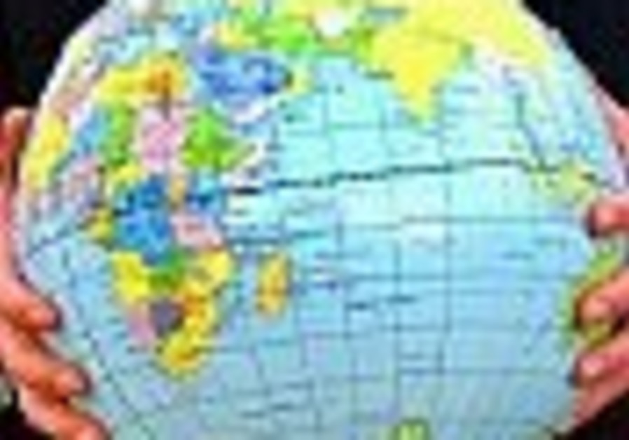 Diplomacy: Taking a global approach