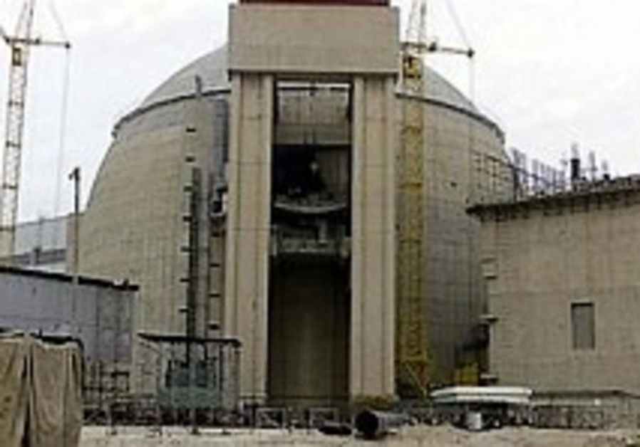 Iran may halt uranium enrichment