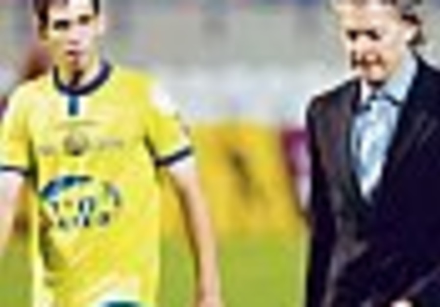 Eli Cohen appointed new Maccabi Tel Aviv coach