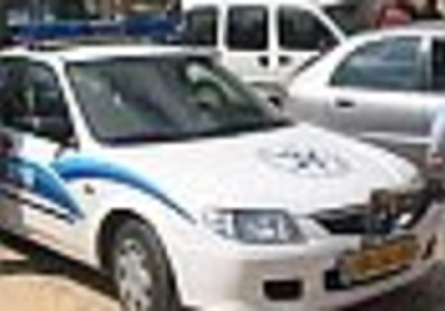 police car 88