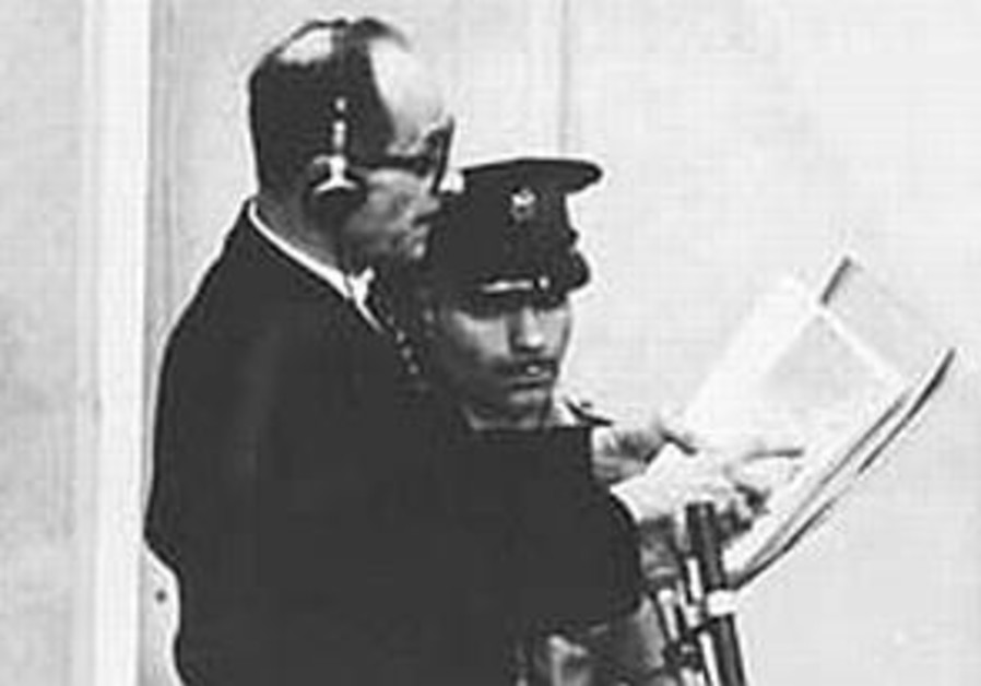 CIA kept Eichmann location secret
